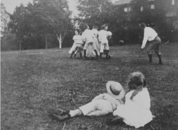 Maurine Beasley Roosevelt Family